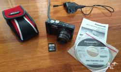 Up for sale is a USED Panasonic DMC-TZ30 which is in