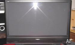 106 cm Panasonic HD Plasma TV. Exelent condition with