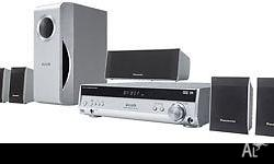 Panasonic SC-HT40 Home Theatre Speaker/Receiver Pack