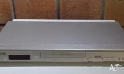 Panasonic DVD Player in good condition with cords and
