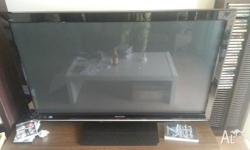 50inch Panasonic Viera Plasma HDTV, HDMI, SD Card, Made