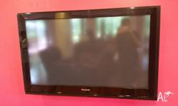"Up for sale is a Panasonic Viera Plasma 50"" 50 inch TV"