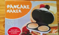 New in box electric pancake maker