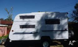 2007 Paramount Intrepid Off Road Caravan. Exceptionally