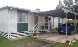 Parkwood 3 Bedroom,1 Bathroom relocatable home located