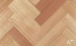 PARQUETRY FLOORING TAS OAK from $25.00 sqm. Other