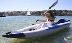 Pathfinder Inflatable kayak., Open / Dinghy, Pathfinder