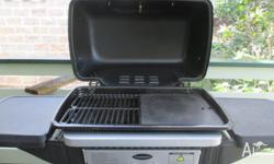 Patio Master 2 Burner Hooded BBQ, bought from Barbeques