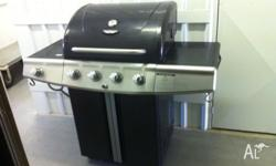 Great Patiomaster BBQ from Barbecues Galore with hood