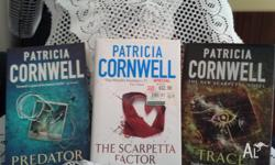 * Books For Sale * 1. The Scarpetta Factor ..... Large