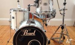 For sale is a Pearl Export Series kit, complete with