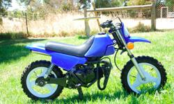Moto Pee Wee 50 cc kids bike for sale. Good condition