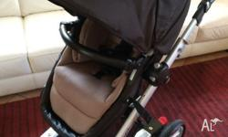 PEG PEREGO SKATE Excellent pram, converts easily to