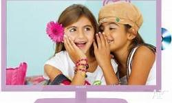 Pendo TV for sale 21-5 inch-FHD-LED-TV (Pink) with-DVD