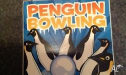 I have one penguin bowling game for sale. Here's a link