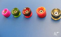 Penny Board Cruiser Skateboard Wheels x 250!! Here are