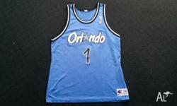 Penny Hardaway basketball jersey size xl like new only