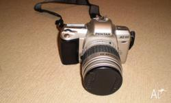 pentax mz-60 camera, takes really good photos, very
