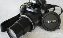 Have a look at this well looked after Pentax camera X90