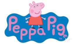 I have two tickets to Peppa Pig Live. the tickets are 4