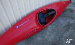 This is an execllent example of this iconic kayak and