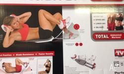 20 perfect sit-up equipment @ $20 each 20 full body