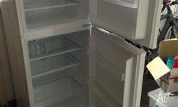GVA 225 litre refrigerator with a freezer on top. It's