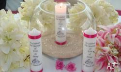 Personalised Candles with your own special touch!