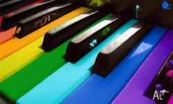 I am an enthusiastic and passionate Piano teacher with