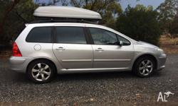 Peugeot 307 touring Two litre petrol manual $500 off if