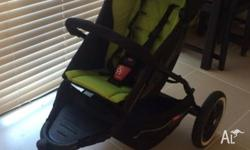 I bought this pram new in 2012. It has been amazing