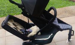 Phil & Ted double pram. Very good condition. Includes