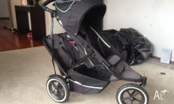 This is my phil&teds sport pram by far the best
