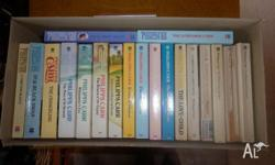 Paperbacks - full series of all 19 books in Good