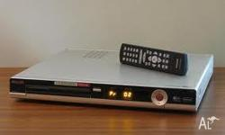 """Philips"" brand DVDR3460 DVD Player/Recorder Direct"
