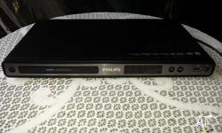HI THERE UP FOR SALE IS A PHILLIPS HD DVD PLAYER IN