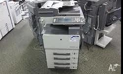 konica minolta bizhub c252 multifuntion colour copier