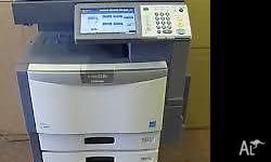 Toshiba studio 305 multifuntion copier