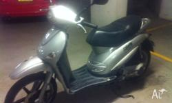 scooter in good condition! work perfect! if you are