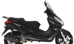 PIAGGIO,X7 250ie,2010, SCOOTER, 244cc, 16kW, CONTINUOUS