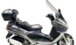 PIAGGIO,X8 250ie,2007, SCOOTER, 244cc, 16kW, CONTINUOUS