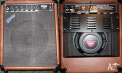 all tube small blues amp combo 40watts comes from two