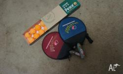 Ping-pong / Table Tennis SET for sale ! Comes in set as