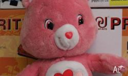 Very good second hand condition Beautiful care bear