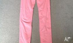 A size 6 pair of Dotti branded jeans. They are in good