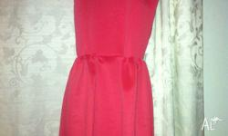 Pink bubble dress Brand: Boohoo Size: 10 Colour: pink