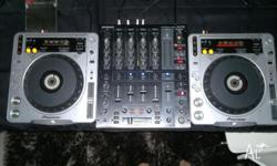 I have to sell DJ Gear as I'll be moving overseas in