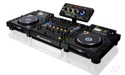 We are offering Pioneer DJ limited edition brilliant
