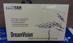 Pioneer Computers Dreamvision Digital Terrestrial PCI