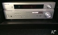 Pioneer VSX-517 5 Channel Receiver featuring Sound